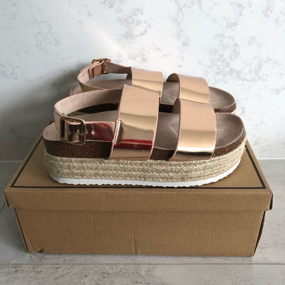 288a183dfe ASOS Shoes   Ferguson Chunky Sandals   Poshmark